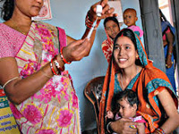 India making tardy change on maternal mortality: MDG report