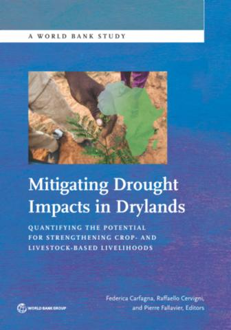 Mitigating drought impacts in drylands: quantifying the potential for strengthening crop- and livestock-based livelihoods