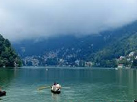 Water level in Naini lake plunges 18 feet below normal