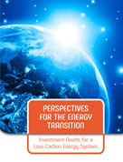 Perspectives for the energy transition: investment needs for a low-carbon energy system