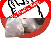 Polythene bag usage back, fines to be increased