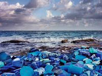 Global quantity of plastic in oceans to nearly double to 250