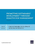 Promoting sustainable development through disaster risk management