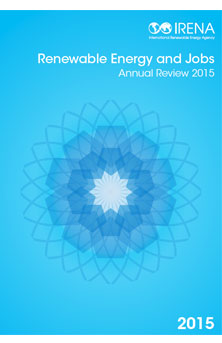 Renewable energy and jobs: annual review 2015