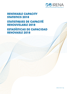 Renewable Capacity Statistics 2018