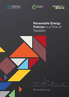 Renewable energy policies in a time of transition