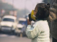 Respiratory diseases on rise among kids