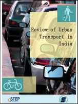 Review of urban transport in India