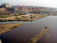 Notices and fines for industries polluting Hindon