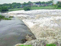 Krishna river water may not be safe