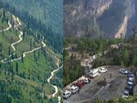 Plying vehicles in Rohtang Pass: NGT seeks state's response