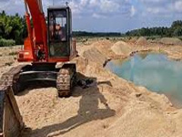 Illegal mining strips hillock of soil; locals demand protection