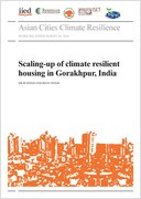 Scaling-up of climate resilient housing in Gorakhpur, India