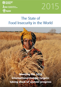 The state of food insecurity in the world 2015