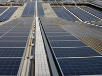 Biggest Solar Power Plant in Uttar Pradesh setup under Solar Park scheme