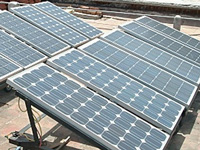 KVM taps solar power to go green