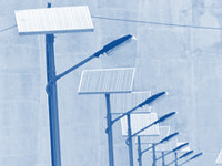 Bus stops go green with solar energy
