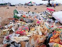 1,200 tonnes garbage collected after Pongal