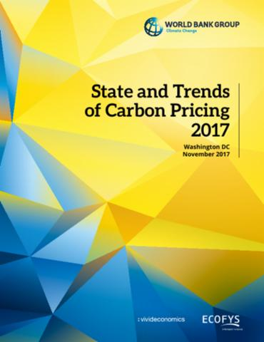 State and Trends of Carbon Pricing 2017