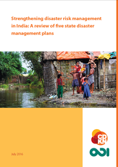 Strengthening disaster risk management in India: a review of five state disaster management plans