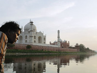 Taj discoloration: What to blame?