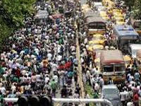 Kolkata loses crores in traffic jams