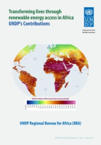 Transforming lives through renewable energy access in Africa: UNDP's contributions