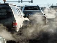 No infrastructure to check pollution levels of vehicles