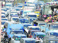 Awareness drive on air pollution to start at busiest traffic jn today
