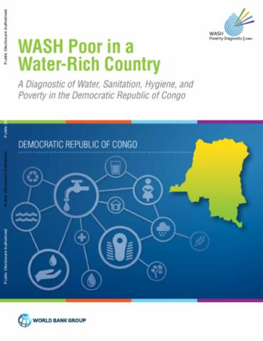 WASH poor in a water-rich country: a diagnostic of water, sanitation, hygiene, and poverty in the Democratic Republic of Congo