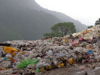 NGT ired over solid waste dumping around Vaishno Devi shrine
