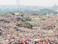 Mandals to help KMC dispose of waste during Ganesh