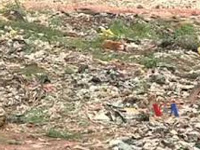Waste accumulates as locals protest dumping at Ramna