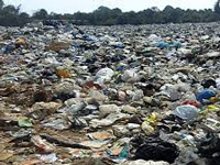 Nod for 6 garbage processing units