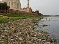 AMC slapped fine of Rs one lakh for dumping wastes along Yamuna flood plains