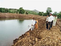 Ground water rejuvenation for summer water woes