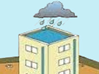 MUDA to make rainwater harvesting must for new buildings
