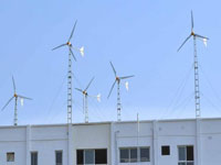 Guntur: KL University soars on wind power