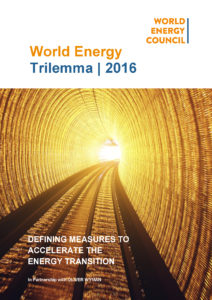 World Energy Trilemma 2016: defining measures to accelerate the energy transition