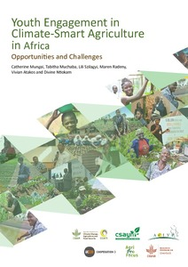 Youth engagement in climate-smart agriculture in Africa: opportunities and challenges
