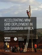 Accelerating mini-grid deployment in Sub-Saharan Africa: lessons from Tanzania