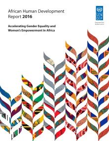 Africa Human Development Report 2016: advancing gender equality and women's empowerment in Africa