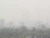 City's air dangerously polluted
