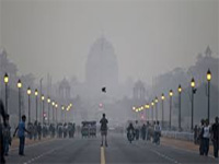 Delhi's air quality very poor