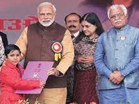 We are worse than 18th century: PM on foeticide