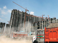 Construction to stop in some NCR areas to check dust in air