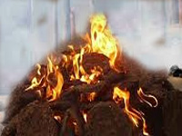 Pollution: Govt for reducing traditional ways of cremation