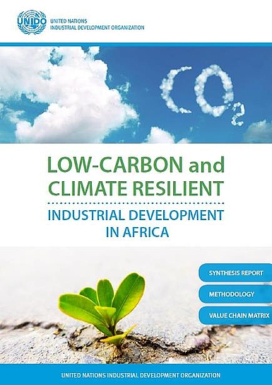 Low-carbon and climate resilient industrial development in Africa