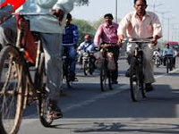 Rally to promote cycle-friendly roads