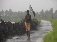 Cyclone hits South West Garo Hills